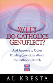 Why Do Catholics Genuflect