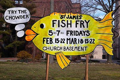 fish fry humor