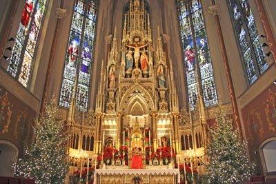 desales altar